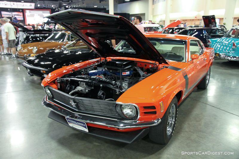 1970 Ford Mustang Boss 302 2-Dr. Hardtop