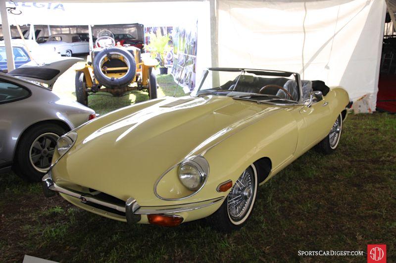 1969 Jaguar XKE SII Roadster