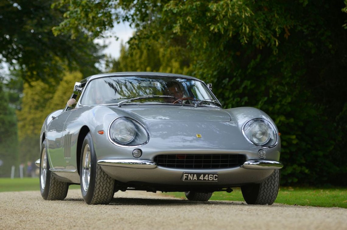 1965 Ferrari 275 GTB/2 Long Nose Alloy