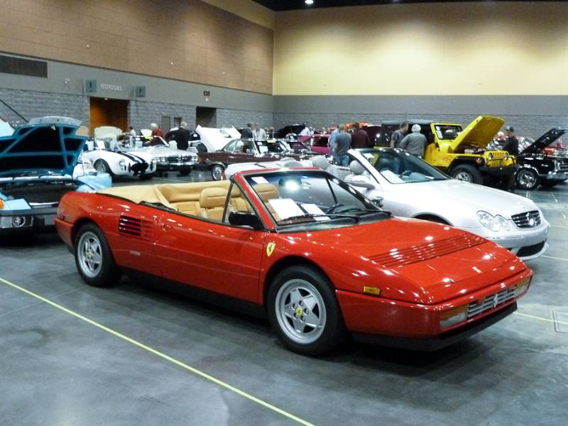 branson collector car fall 2012 auction report. Black Bedroom Furniture Sets. Home Design Ideas