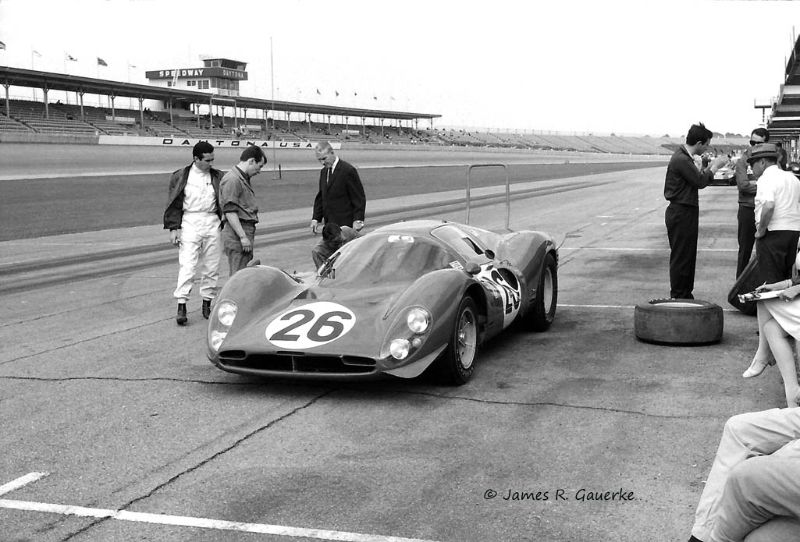 1967 24 Hours Of Daytona Race Profile History Photos