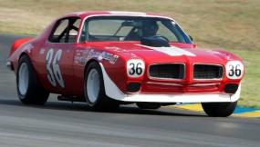 1971 Pontiac Firebird of Mark Mountanos