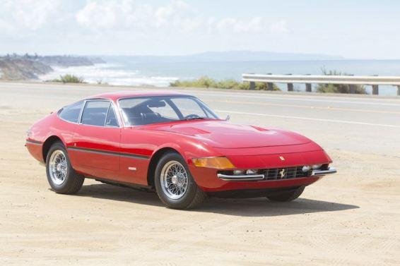 1971 Ferrari 365 GTB/4 'Daytona'