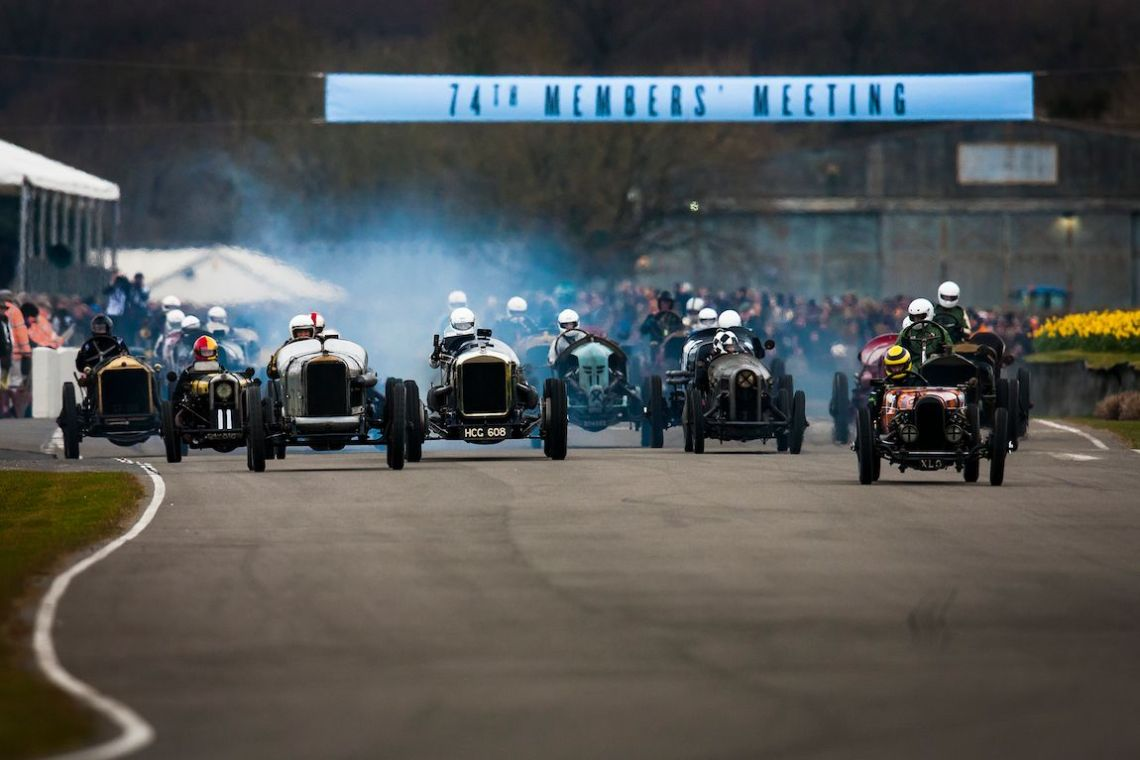 74th Goodwood Members' Meeting (Photo: Drew Gibson)