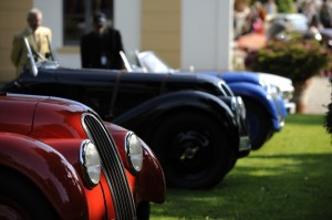 75 Years of BMW Roadsters