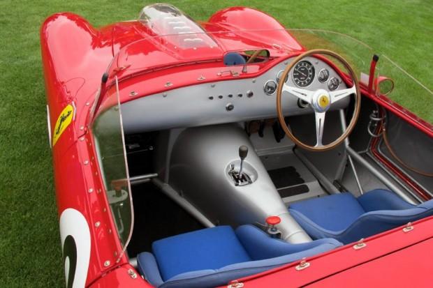 1959 Ferrari 250 TR59 Interior
