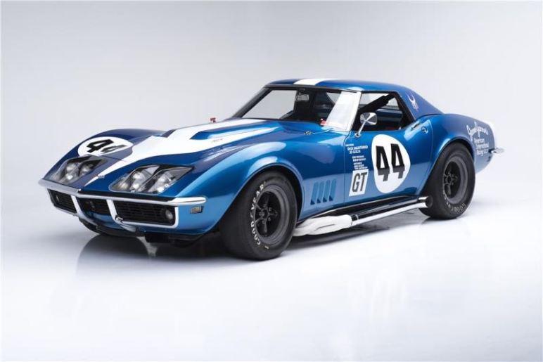 AIR 1968 Chevrolet Corvette Convertible L88 Race Car