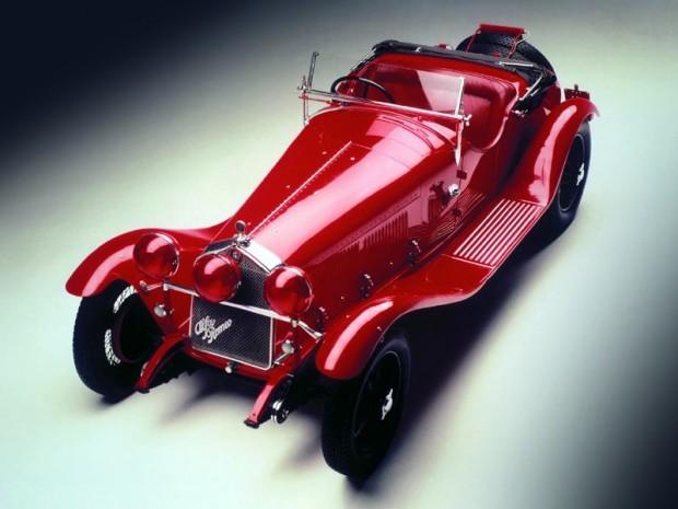 Alfa Romeo 6C 1750 Zagato