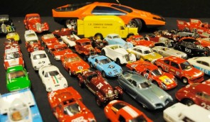 Alfa Romeo Model Car Collection