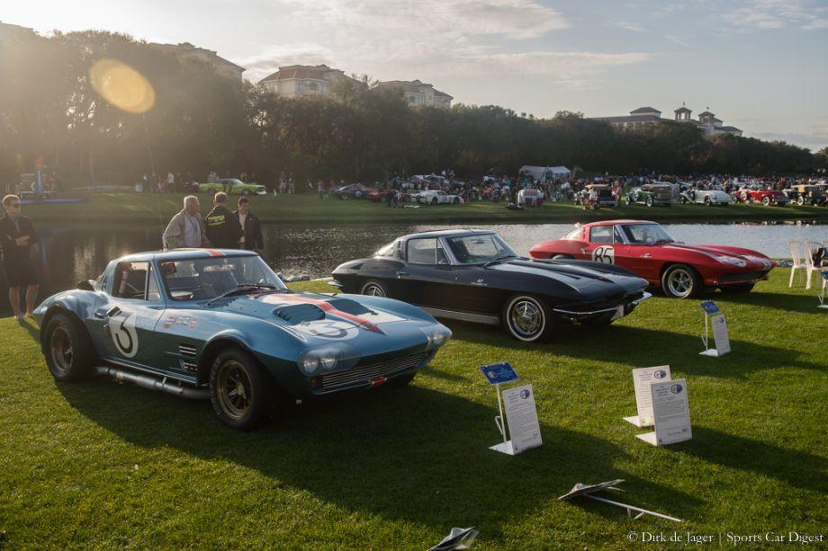 1963 Chevrolet Corvette Grand Sport at 2013 Amelia Island Concours