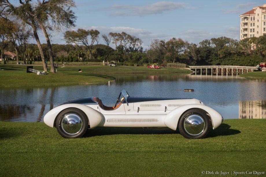 1931 Alfa Romeo 6C1750 Gran Sport Aprile Spider