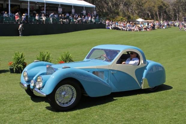 1937 Bugatti 57SC Coupe