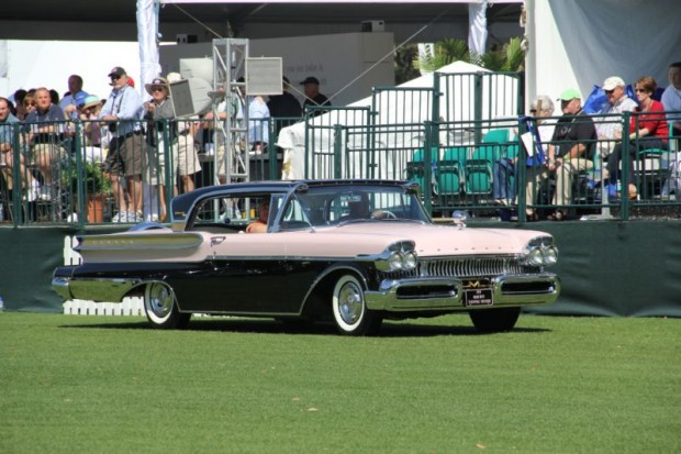 1957 Mercury Turnpike Cruiser Hard Top