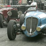 Circuits des Remparts Historic Car Race at Angouleme