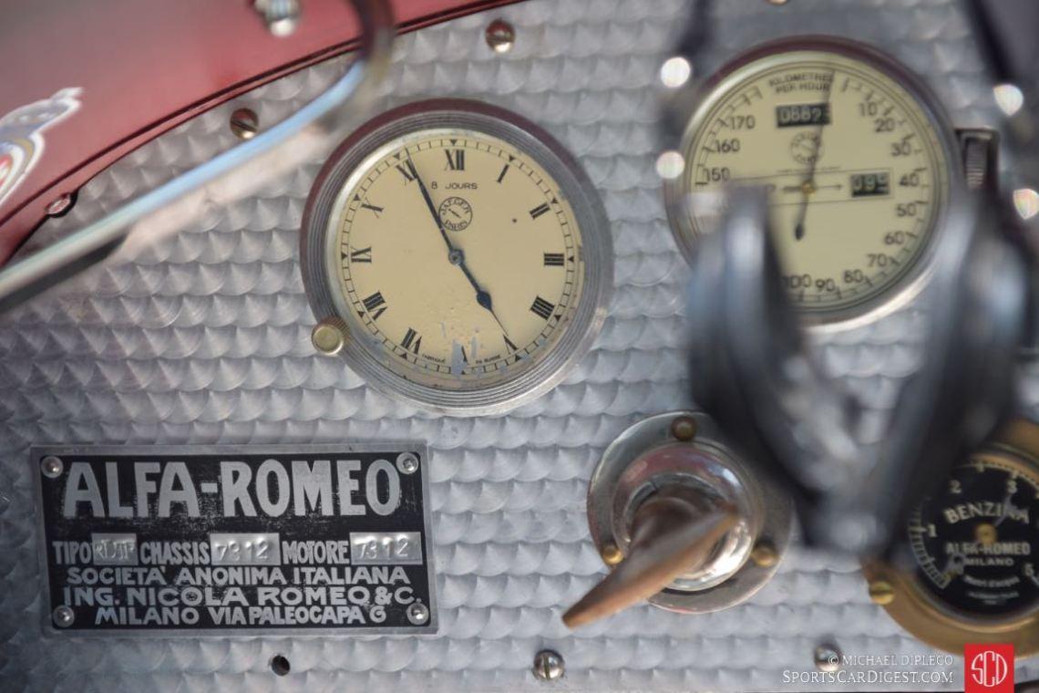 1923 Alfa Romeo RL Targa Florio.