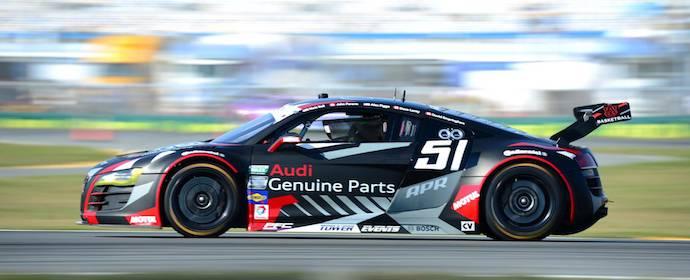 Audi R8 Daytona 24 Hours