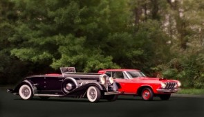 Ault Park Concours 2012 - Century of American Power
