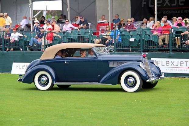 1935 Lincoln K 304-B