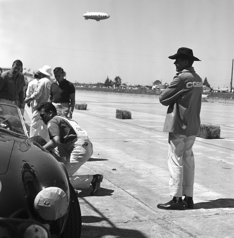Carroll Shelby, 1963 Sebring 12 Hours