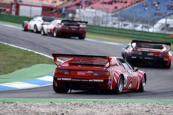 BASF BMW M1 Procar follows line of other M1 Procars