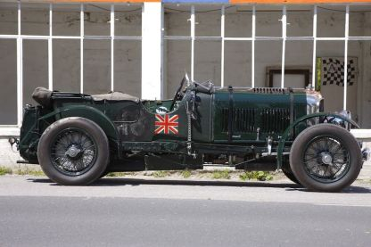 Bentley 4.5 Litre Supercharged