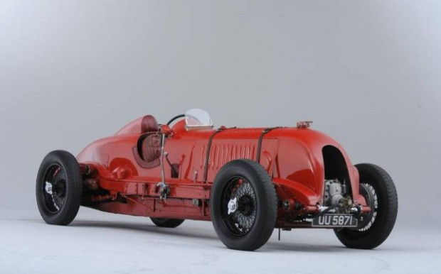 1929 Bentley 4.5 Liter Supercharged Blower Single-Seater