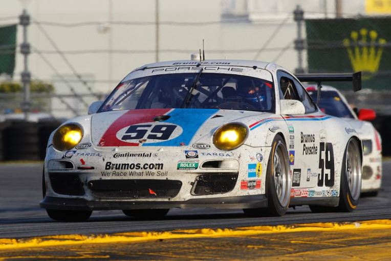 Brumos Racing Porsche 911 (photo: Porsche N.A.)