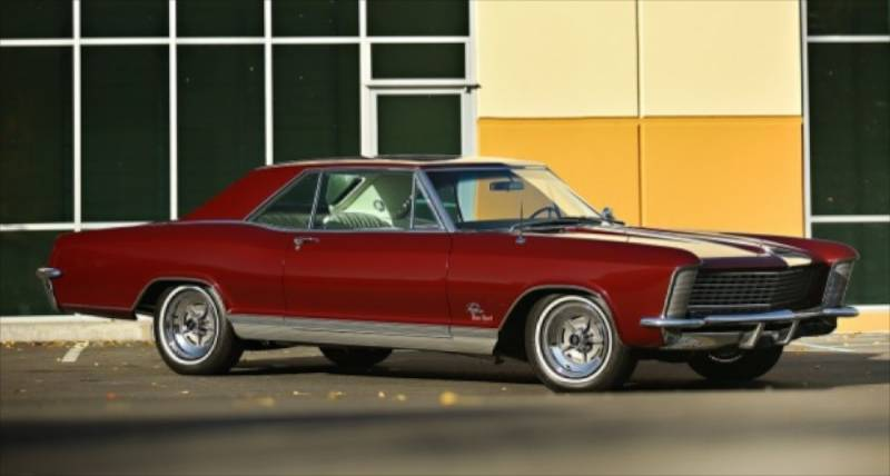 1965 Buick Riviera GS Sport Coupe