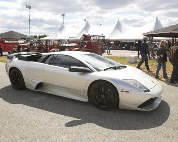 2008 Lamborghini LP 640 Murcielago
