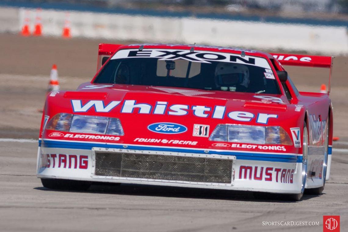 1991 Roush Mustang - Steve Schuler