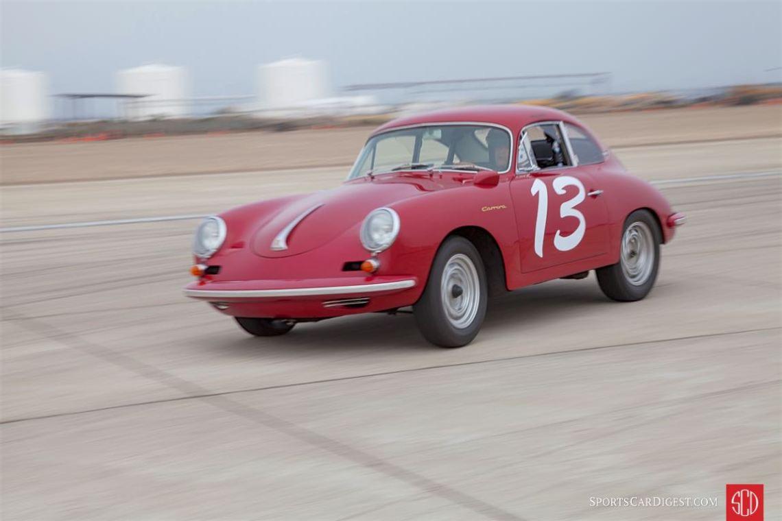 1960 Porsche 356B Carrera - Jacques Le Friant