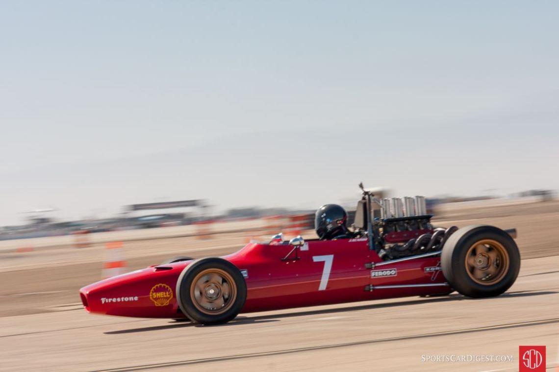 1967 Ferrari 312 F1 replica