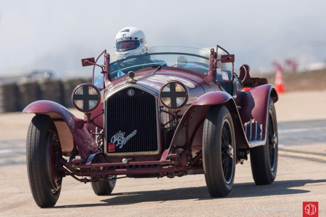 1932 Alfa Romeo 8C 2300 M - Tom Price