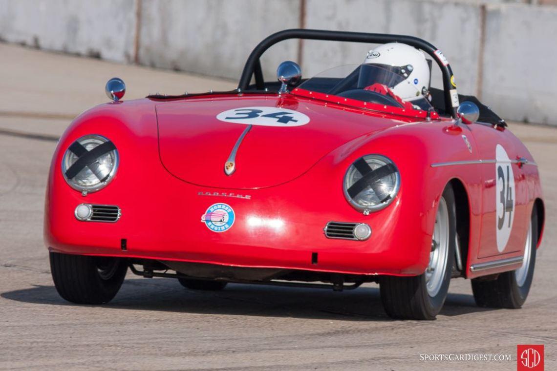 1959 Porsche 356 - Chuck Christensen