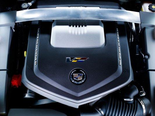 6.2 liter lsa supercharged motor