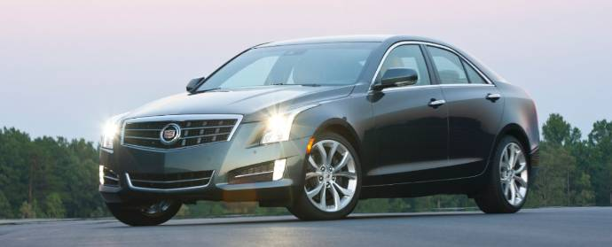 Cadillac ATS 2.0 Turbo (photo: GM)