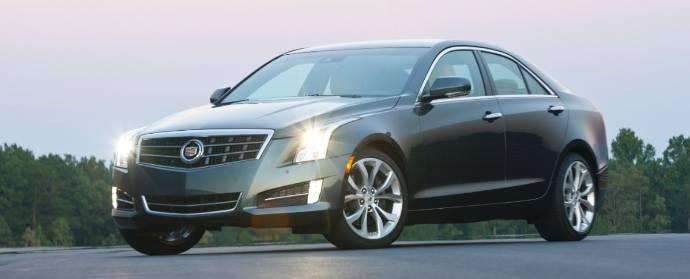 Cadillac ATS 2.0 Turbo (photo: GM)