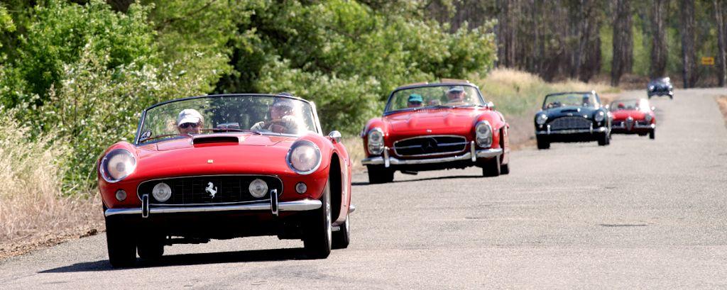 1960 Ferrari 250 GT LWB California Spider