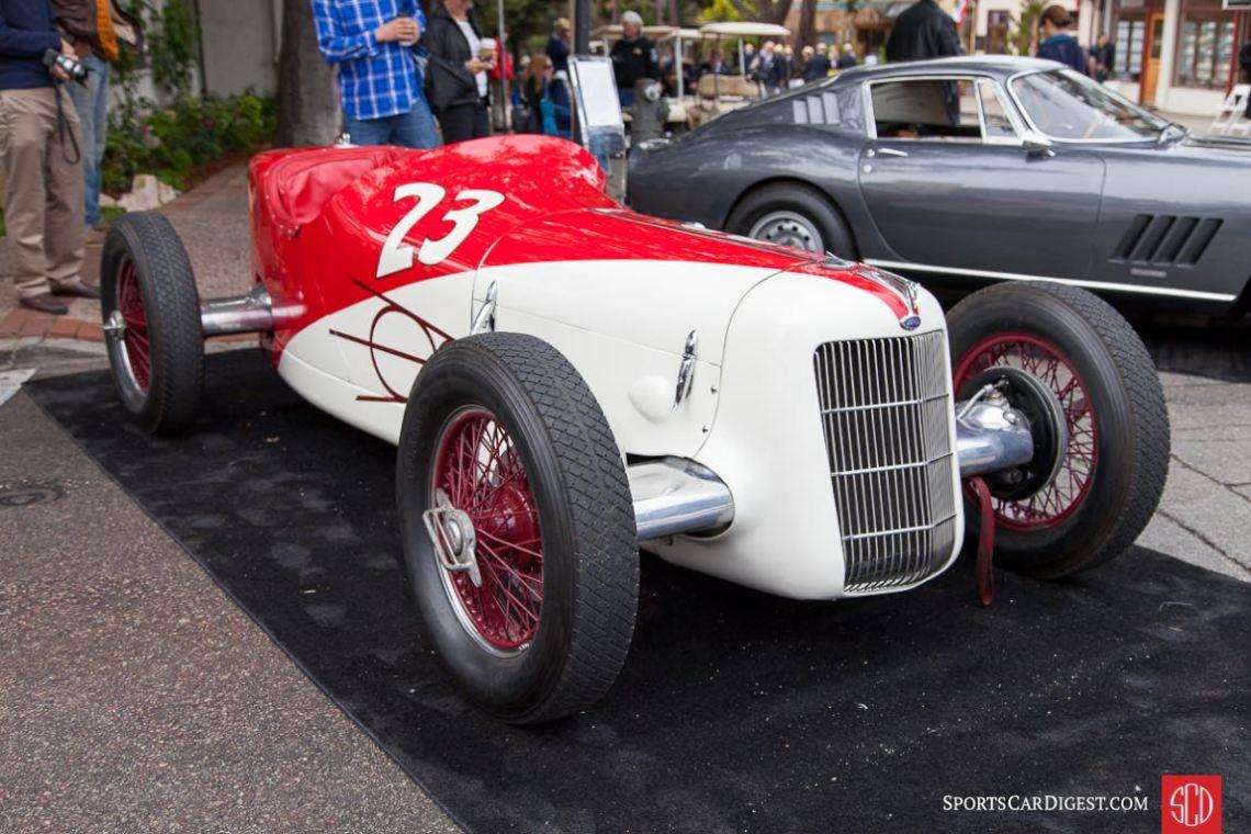 1935 Miller Ford V-8 Special Indy Car