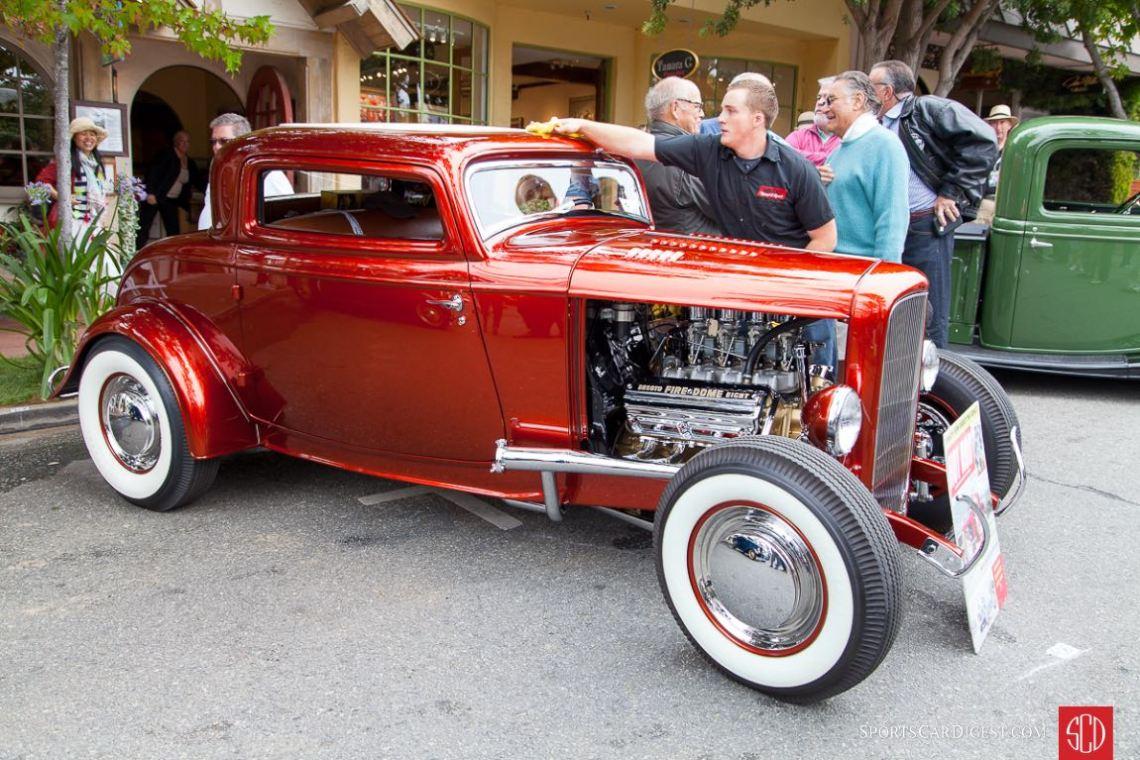 "Don Orosco - 1932 Ford ""Lloyd Bakan"" 3-Window Coupe"