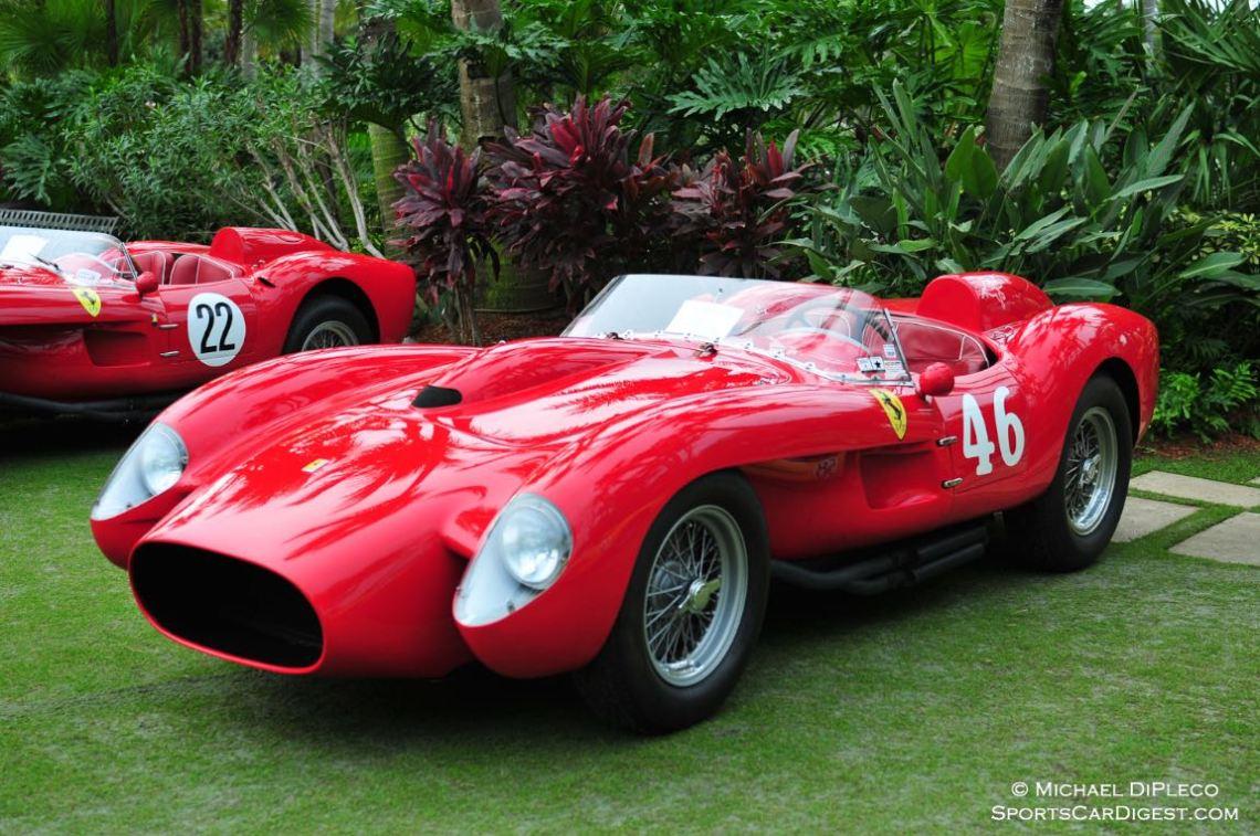 1958 Ferrari 250 Testa Rossa Serial No. 0756 TR.