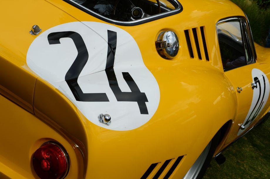 1965 Ferrari 275 GTB Competizione serial number 06885