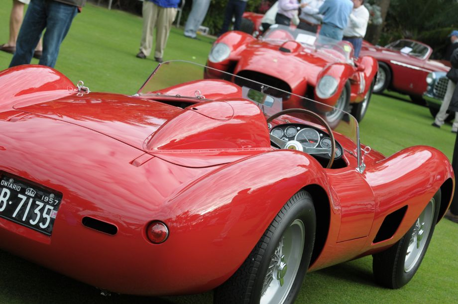 1957 Ferrari 500 TRC - Serial number 0662 MDTR