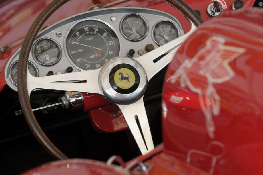 1957 Ferrari 250 Testa Rossa s/n 0756TR