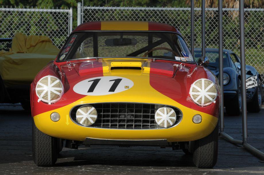 Ferrari 250 GT LWB Tour de France Berlinetta