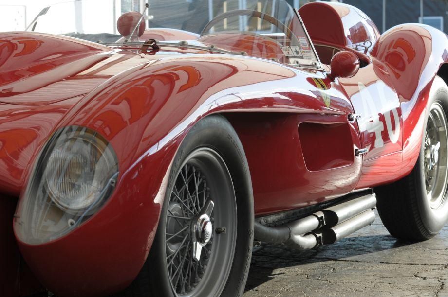 1957 Ferrari 250 TR s/n 0756TR