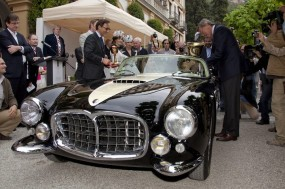 Maserati A6GCS Spider bodied by Frua