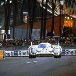 Porsche at Le Mans – 1969 to 1973