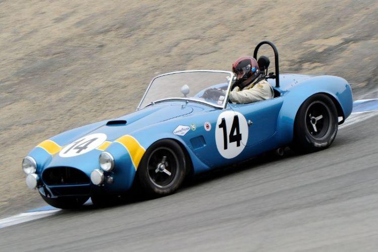 Shelby Cobra Laguna Seca