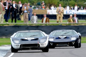 Ford GT40 Prototype at Goodwood Revival
